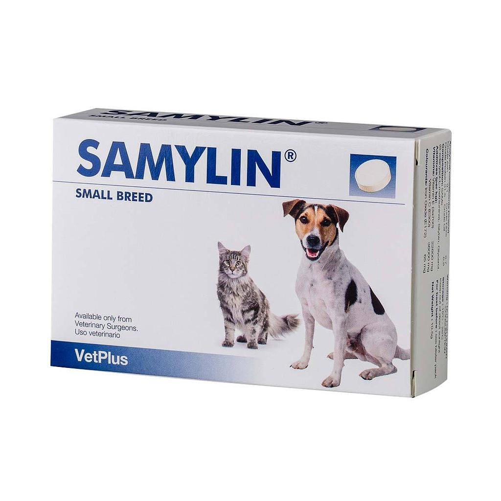 Samylin Liver Support Small Breed 30 Tablets
