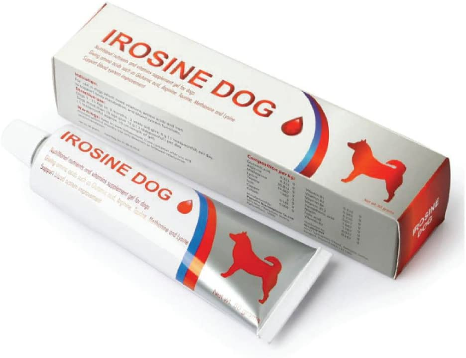 Irosine Vitamin Gel Dog (80g)