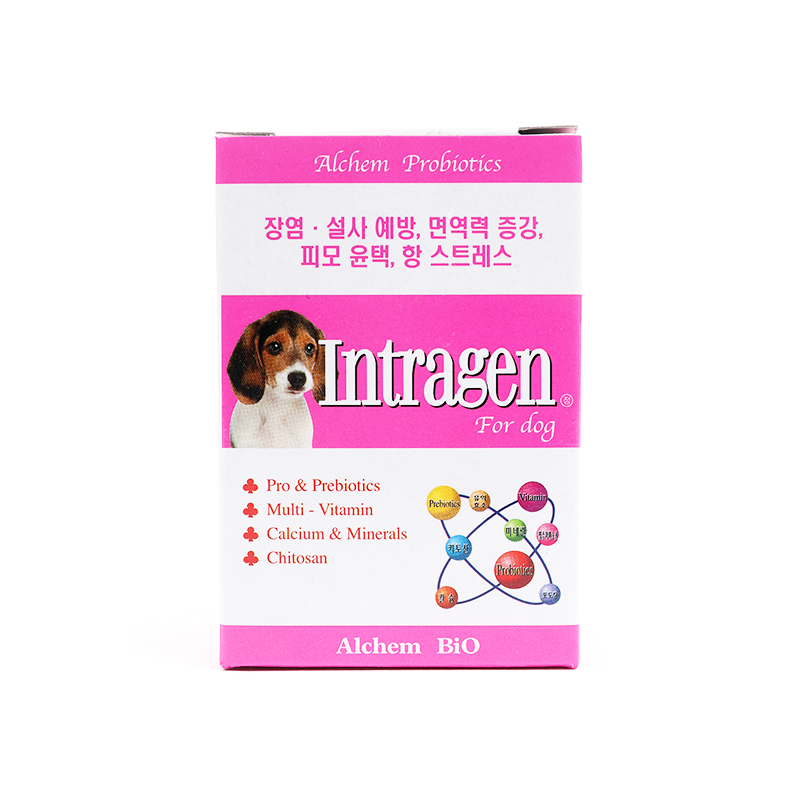 Intragen Korea Immune System and Skin