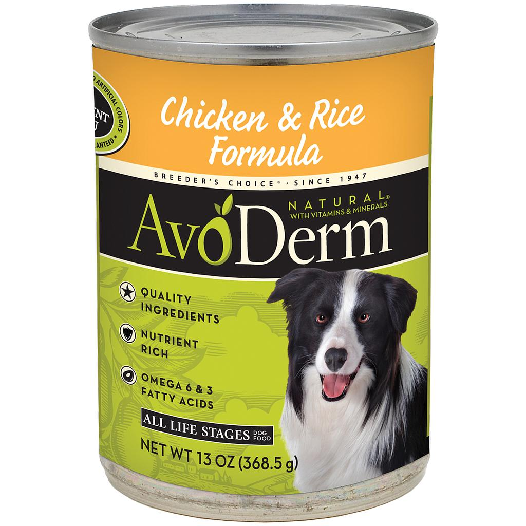 Avoderm Adult canned (13oz)