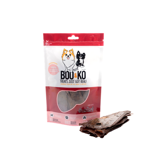 Boo & Ko Liver Slices