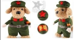 Funny Cloth Soldier Green MQ-PF53 (M)