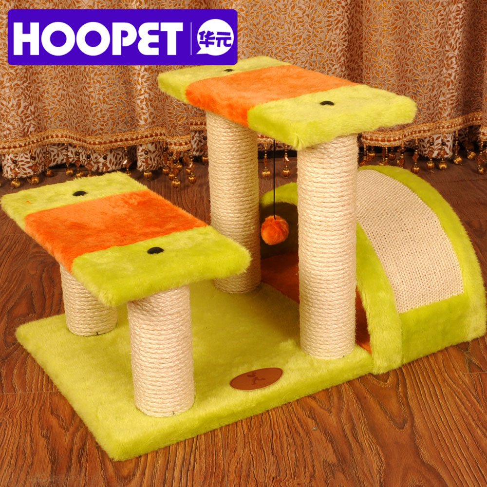 Cat Tree Green Color 12T0042MG0060